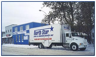 About North Star Linen in Kapuskasing, Ontario.